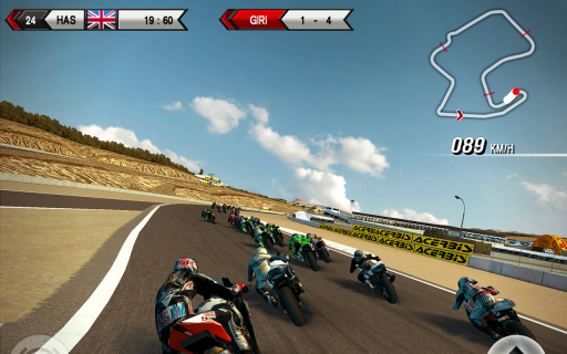 SBK15 Official Mobile Game screenshot 10