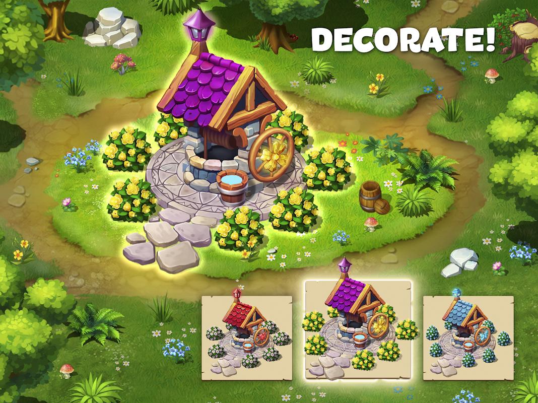 Butterfly Garden Mystery: Scapes Match 3 Story screenshot 8