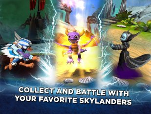 skylanders battlecast screenshot 5