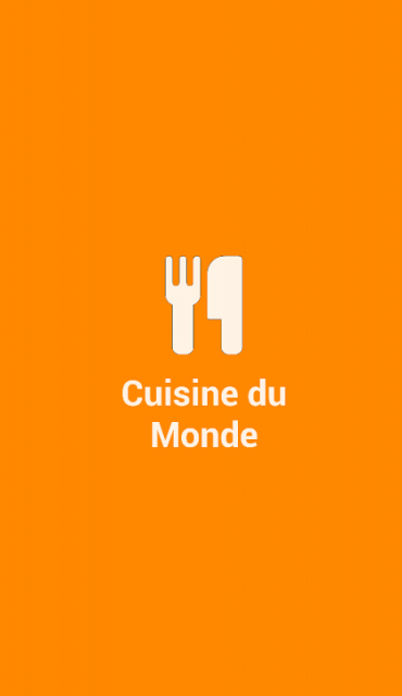 Cuisine du monde download apk for android aptoide for Smartbox cuisine du monde