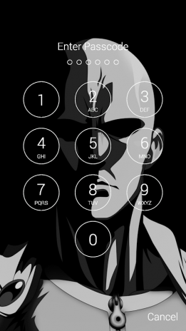 Saitama Fan Anime Lock Screen Wallpaper Screenshot 8