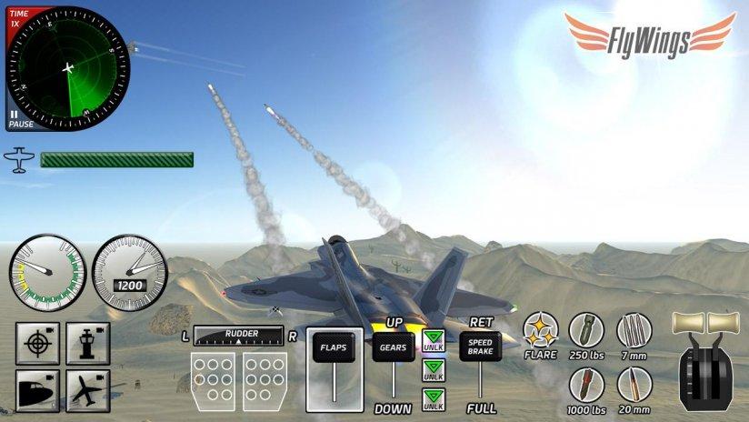 download combat flight simulator 3