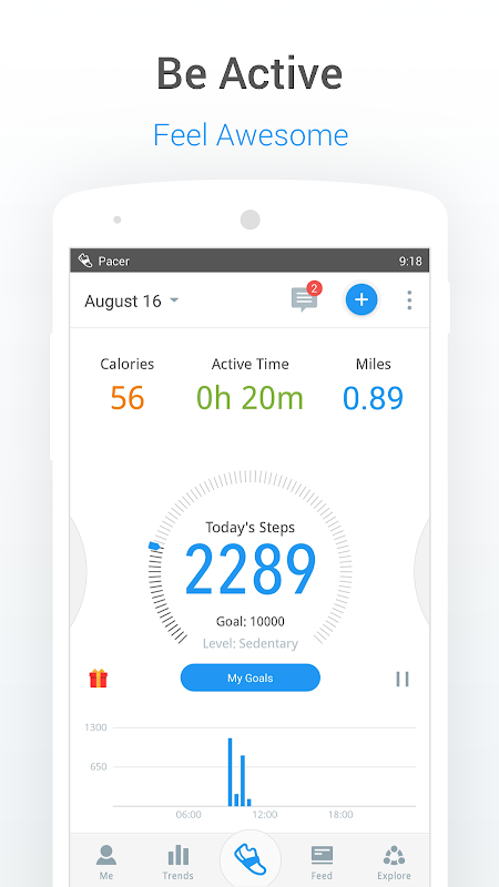 weight tracker app android