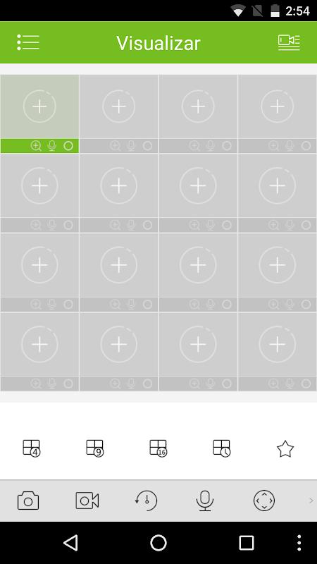 Intelbras iSIC 6 screenshot 2