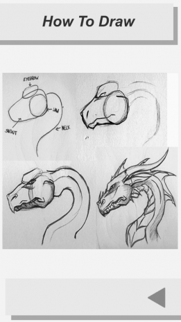 Cómo dibujar dragones 1.0 Descargar APK para Android - Aptoide