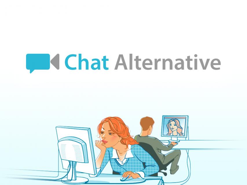 android chat app deutsch