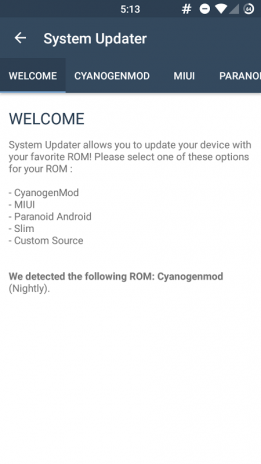 System Updater (ROM Download) 0 4 2 Download APK for Android - Aptoide