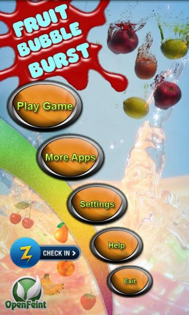 free android games bubble burst