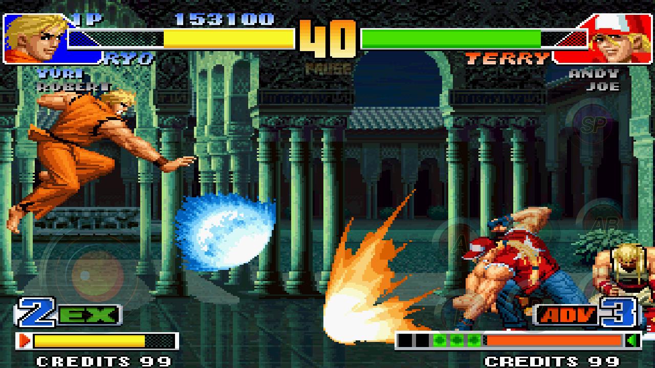 tekingo fighter
