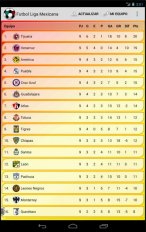 soccer mexican league screenshot 2