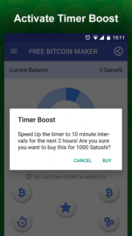 Free Bitcoin Maker - Claim BTC 1 6 Download APK for Android