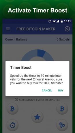 Free Bitcoin Maker - Claim BTC 1 6 Baixar APK para Android - Aptoide
