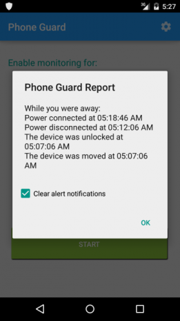 Phone Guard 1 0 Download APK for Android - Aptoide