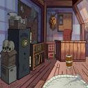 Wooden Villa Escape