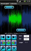 Music Trimmer Screenshot