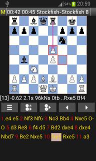 Chess Engines Play Analysis screenshot 3