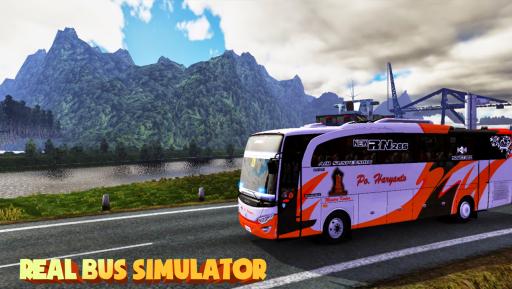 Game Bus Simulator Indonesia screenshot 2