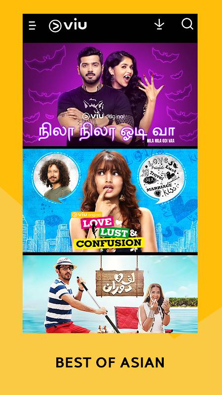 Viu - Korean Dramas, TV Shows, Movies & more screenshot 2