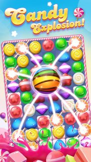 Candy Charming - 2019 Match 3 Puzzle Free Games screenshot 8