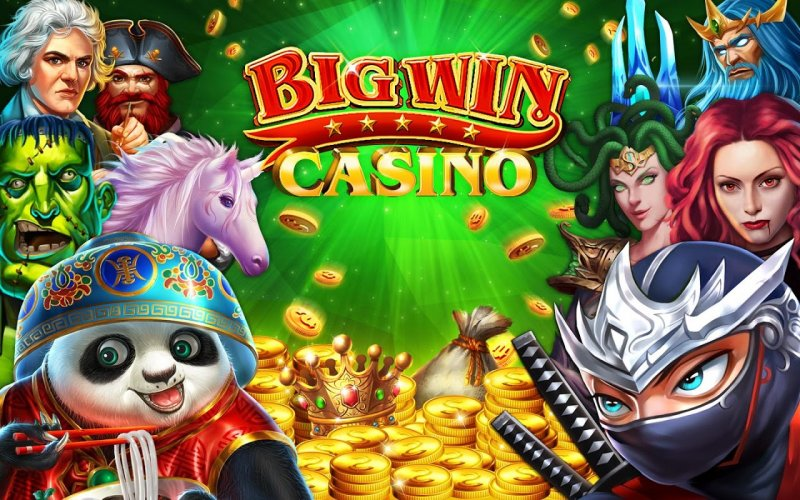 Big win casino играть короли покера играть онлайн бесплатно