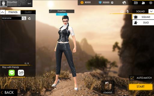 Free Fire - Battlegrounds screenshot 9