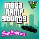 Mega Ramp San Andreas - Stunts