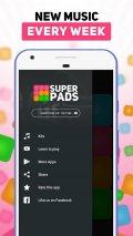 SUPER PADS Screenshot