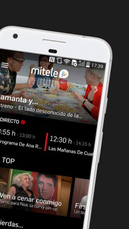 Mitele - Mediaset Spain VOD TV 5.5.3 Download APK for ...