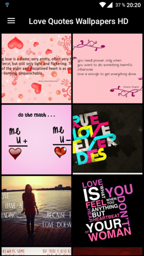 Love Quotes Wallpapers Hd 2 0 0 Download Android Apk Aptoide Images, Photos, Reviews