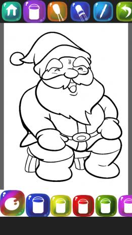 libro para colorear de Navidad 1.4 Descargar APK para Android - Aptoide