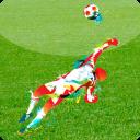 كرة القدم الحية
