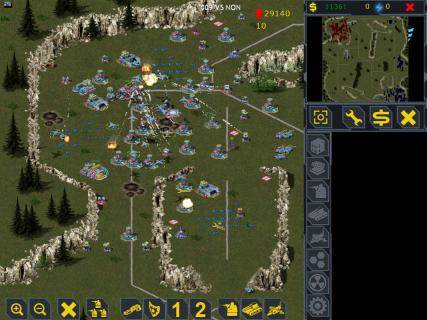 RedSun RTS: Strategy PvP screenshot 4