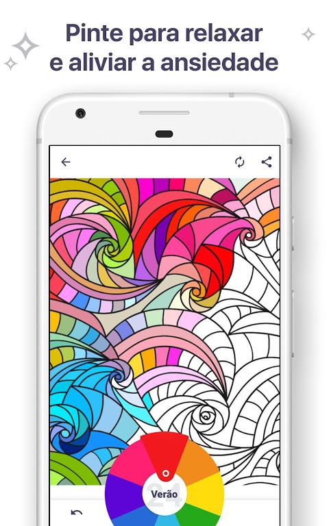 Livro de Colorir para Mim screenshot 1