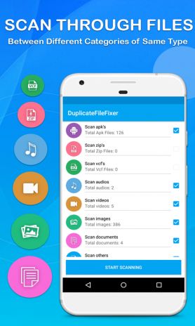 Duplicate files remover: Free up storage space 1 4 Download