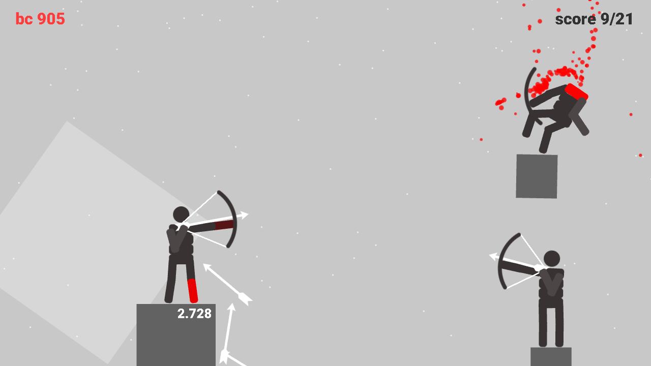 Stickman Archers: Archery Rampage screenshot 2