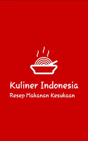 Kuliner Indonesia 1 0 2 Unduh Apk Untuk Android Aptoide