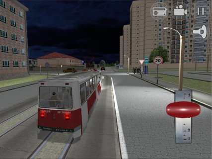Tram Driver Simulator 2018 screenshot 7