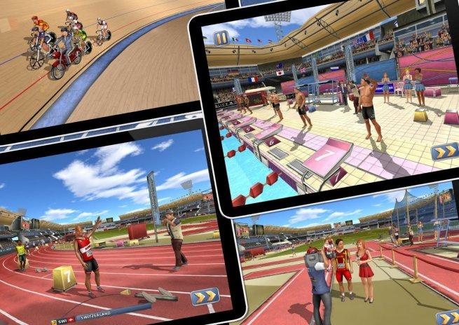 Athletics 2 Summer Sports Screenshot 9