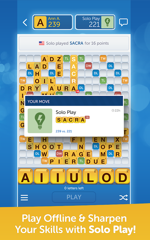 Words With Friends – Play Free screenshot 15