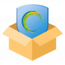 Icono de hotspot shield vpn installer