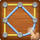 Line Puzzle: String Art