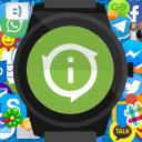 Informer: Nachrichten für Wear OS Fossil, Ticwatch