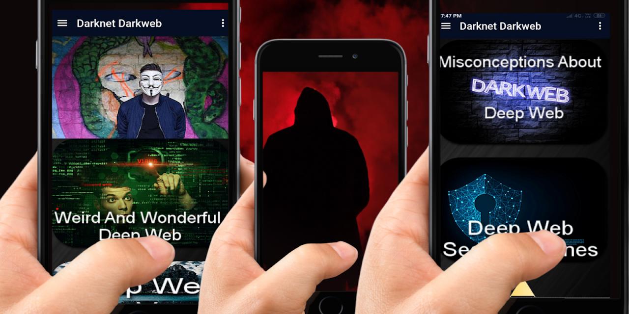 Darknet Dark Web Legal Guide screenshot 1