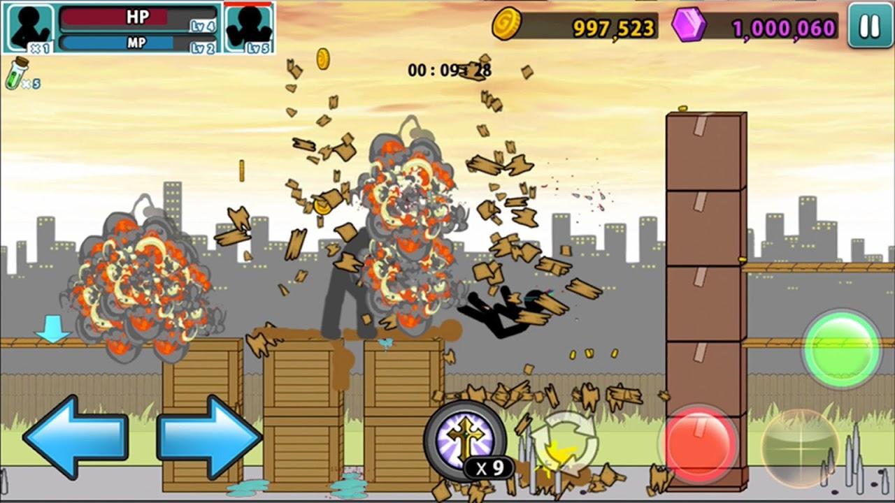 AngerOfStick5 screenshot 3