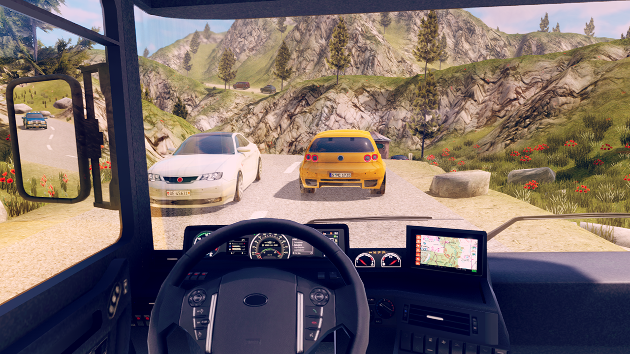 John: Truck Car Transport screenshot 2