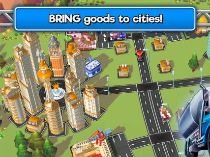 Transit King Tycoon  – Transport Empire Builder screenshot 9
