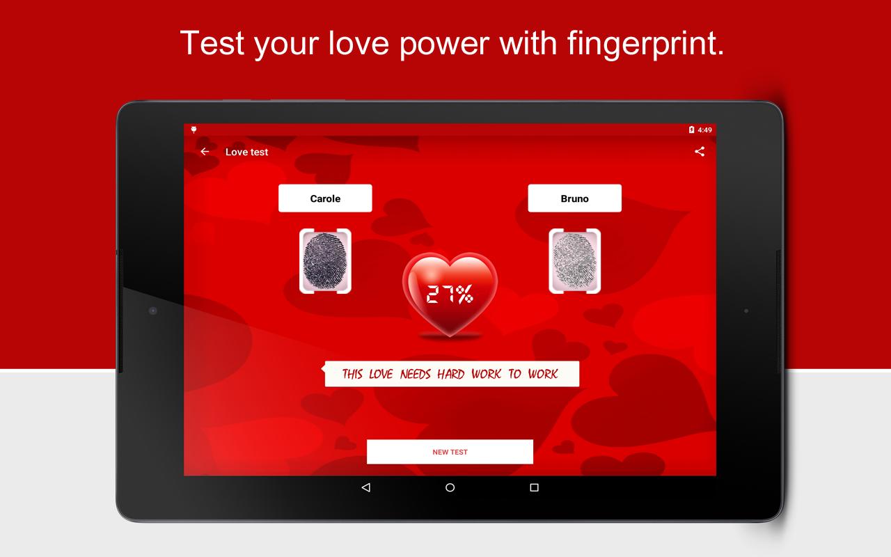 Love Test calculator screenshot 8