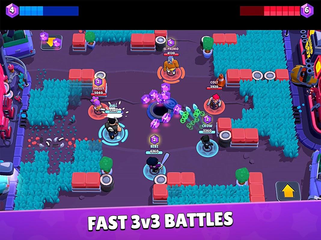 Brawl Stars screenshot 1