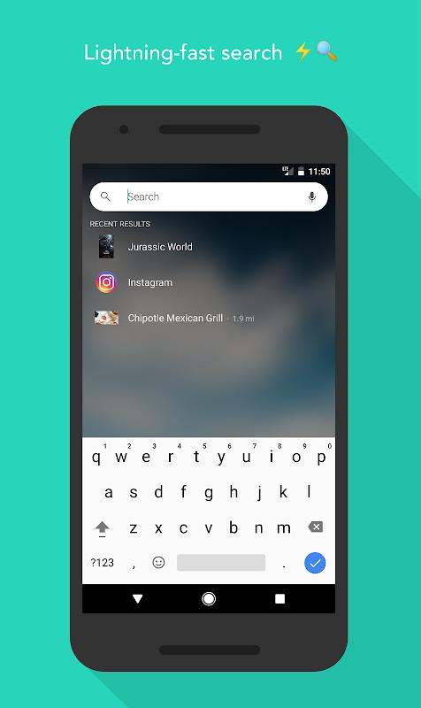 Evie Launcher screenshot 1