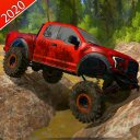 Offroad Jeep Driving Mud Runner